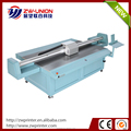 UV ink inkjet multicolor digital banner printing machine