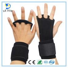 Popular Fingerless Athletic Works Weight Lifting Gloves in Weight Lifting