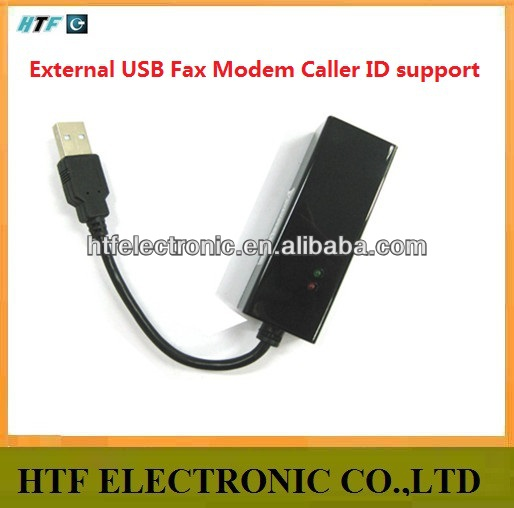 seamlessly Conexant chipset Support Caller ID and Win7 OS 56K desktop full duplex External walkie talk Usb rs232 Fax Modem