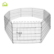 Best selling indoor wire dog run fence&cute puppy pens
