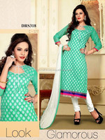 WHOLESALE CHIFFON PAKISTANI SALWAR KAMEEZ-PARTY WEAR SUIT-INDIAN PUNJABI SALWAR KAMEEZ