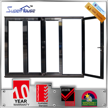 AS2047/2208 aluminummodern storm bi-folding door in best quality