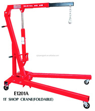 1.5ton folding shop engine crane used cars in durban