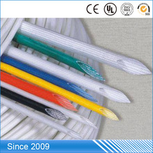 Good performance fiberglass tube,acrylic saturated heat treated fiberglass sleeve