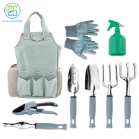 9 Piece Softouch Garden hand tool set