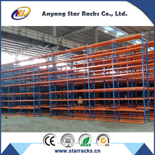 Rack storage rack Mazzanine racking with shelving unit for online shoping from China supplier