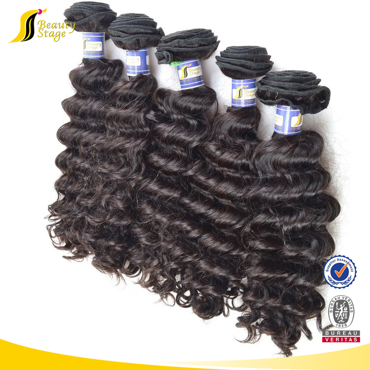 2018 China manufacturer top sale best feedback one peice human hair extension in dubai