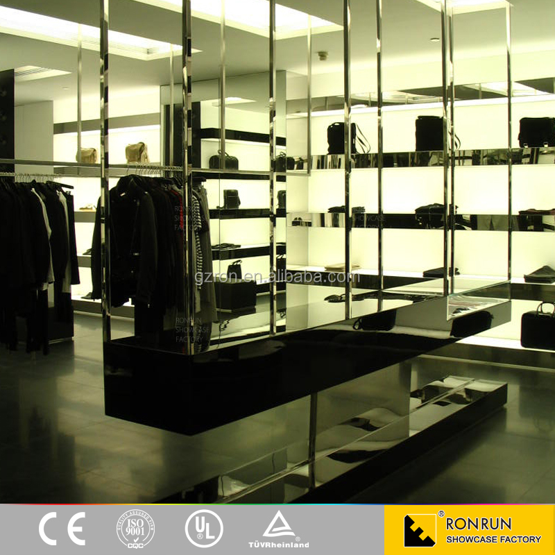 Clothing shop counter design manufacturing clothes display How to design clothes for manufacturing