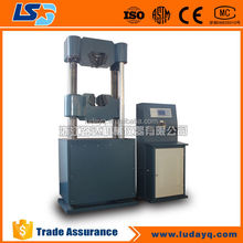 Brand New WE Series Underneath Type Universal Testing Machine