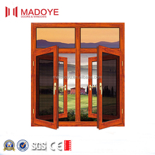 New modern house wrought iron window grill design