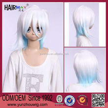 In stock new arrival hot selling factory price fast shipping full silk cap wig for AMNESIA IKKI