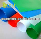 pp pvc pc plastic rigid film
