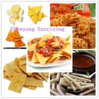 popular automatic new stainless steel fryer machine for kinds of fried snack food