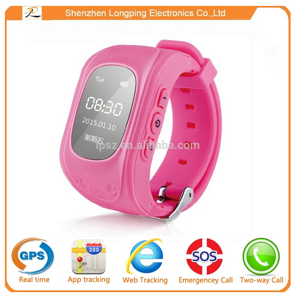 gps tracker watch mobile phone/ kids smart watch health and fitness