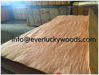 FACTORY SELL High quality engineer wood face veneer,burma face veneer,wood veneer polishing for india market
