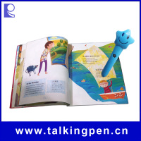 Cute Appearance Digital OID Touch Reading Pen Technology