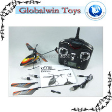 BESTSELLER ! WL Toys V911 helicopter 2.4G 4CH Single Blade Gyro RC MINI Outdoor r/c copter With LCD v911 spare parts