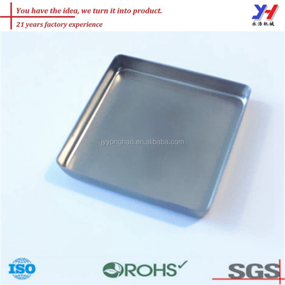 OEM ODM precision stainless steel food container/custom stainless steel food container