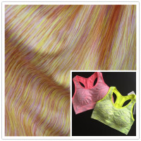 85 nylon 15 spandex stretch fabric dress fabric