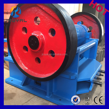 Good Service 25-95t/h Fine Stone Jaw Crusher Machine for Sale in Indonesia