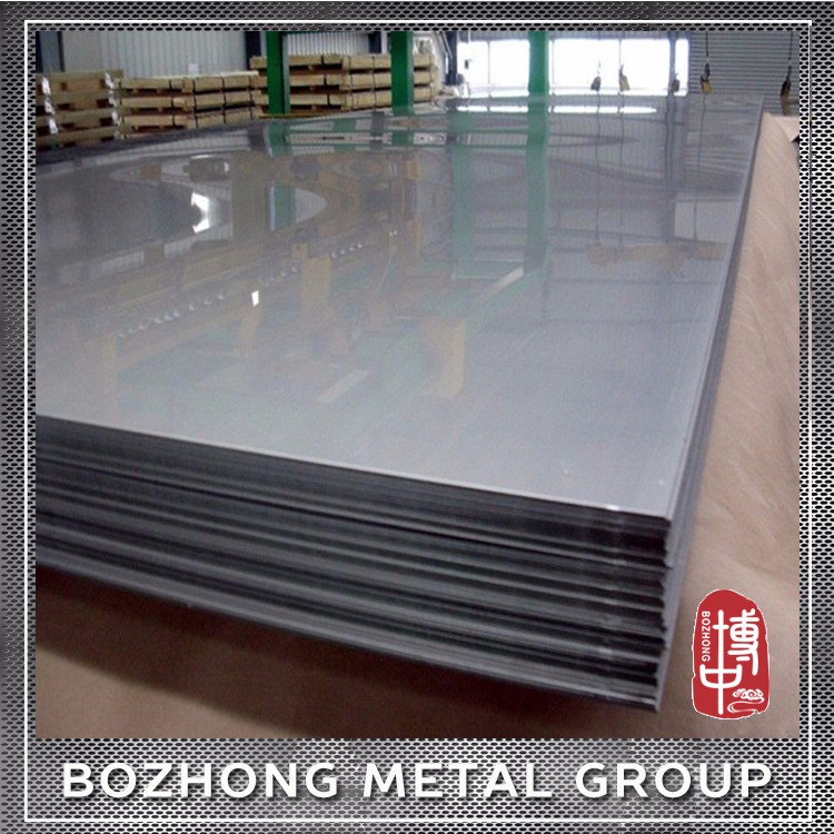 China Factory Wholesale 316Ti 1.5Mm Thick Stainless Steel Plate