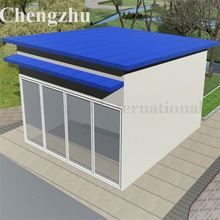3 bedroom house plans layout prefabricated homes low price with ISO9001