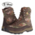 "Mens Winter hunting Boots Camouflage 10"" Leather Waterproof Insulated Hunting Shoes"