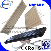 100w to 1500w Ceramic Infrared Heater with Different Shape and Color