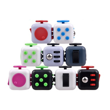 Newest style factory wholesale price anti stress fidget cube