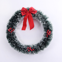 Huandi Party Decoration Eco Friendly Tinsel Artificial Christmas Foil Garland