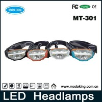 Dimmable Adjustable Focus LED Headlamp, Super Bright, 3 Brightness Level Choices, Camping Light