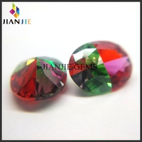 Factory Price CZ Synthetic Gems Four Colors Chinese Cubic Zirconia