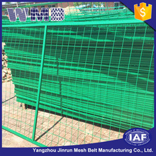 High quality import production stainless welded wire mesh fence