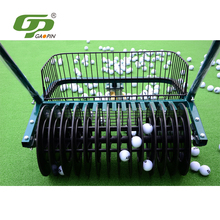 golf clean washer-ball picker up machine