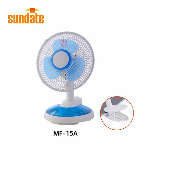 Hot Sales 6 inch portable mini electric fan stand air cooling for table