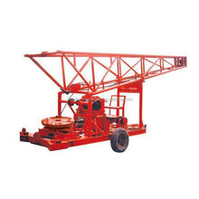 new design portable shallow well drilling rig, portable water well drilling machine with good quality