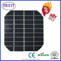 156*156 monocrystalline solar cells for sale 4watt