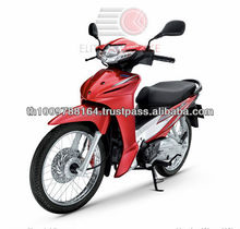 Wave 110 Good Quality Low Price Street Motorcycle Sale