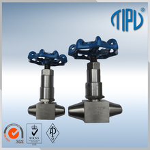 Industrial API Standard stop cock 90 degree angle valve