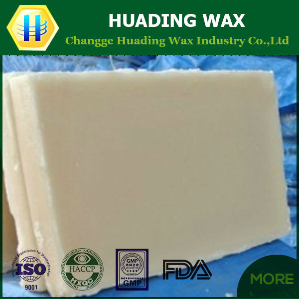 China factory white 70# Microcrystalline Wax for candles