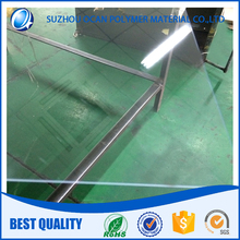 high glossy PVC Transparent Rigid Sheet for plastic furniture cover