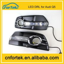 manufacturer wholesale daytime runing light LED drl for audi q5