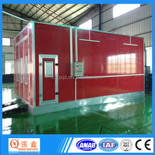 CE Approved Dry Room For Car Paint/Diesel Spray Booth