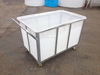 Rotomolded square plastic water tanks