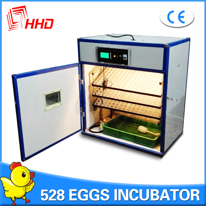 HHD YZITE-8 capacity of 528 eggs incubator prices india for sale