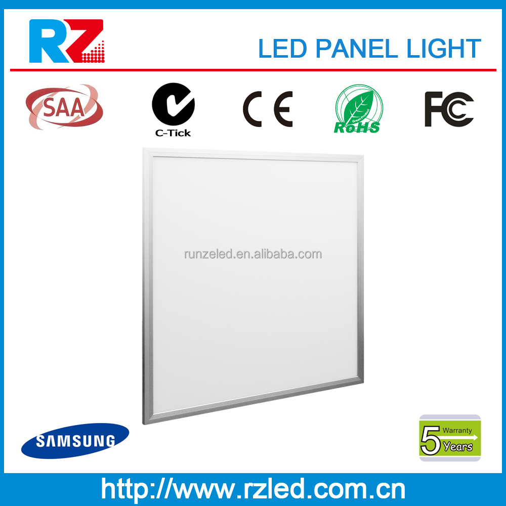 36w SMD2835 super bright led recessed panel light,light panel flexible led