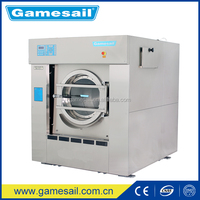 High Quality Industrial Clothes Washing Machine and Ironing Machine
