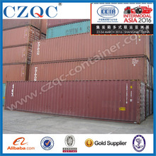 Qingdao shipping container used 40HQ smarine container parts