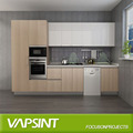 Modern small kitchen cabinet with simple designs
