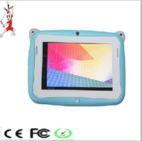 2016 latest fashion style 4.3inch Kids mp4 Tablet Children Education Learning pc with camera and wifi function